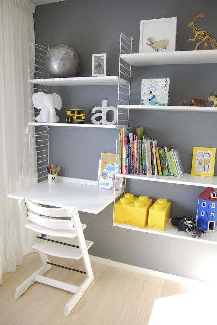 Pracovní prostor pro školáky