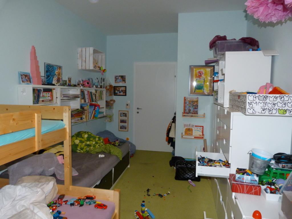 dětský pokoj pro tři kluky