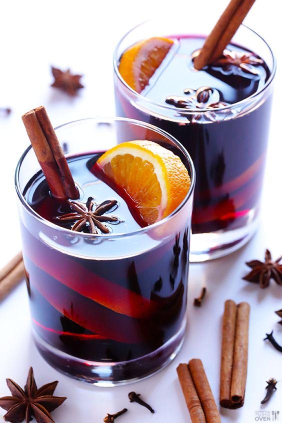vánoční drink