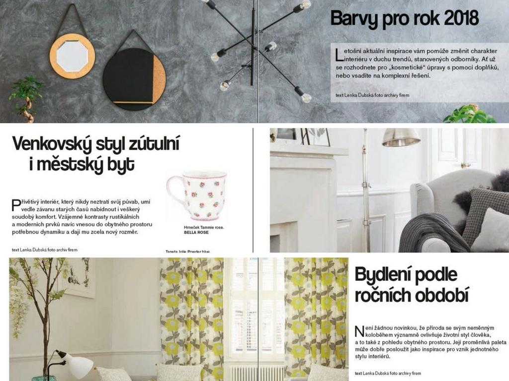 články DESIGN home & garden
