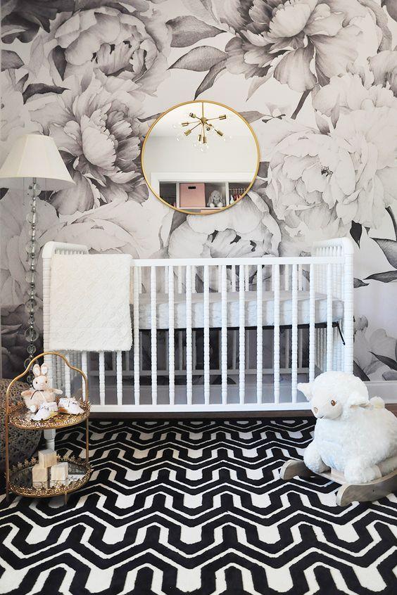 jak zařídit pokoj pro miminko