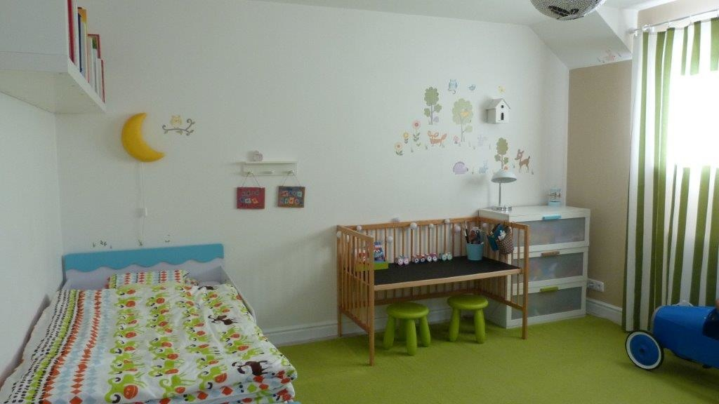 dětský pokoj před