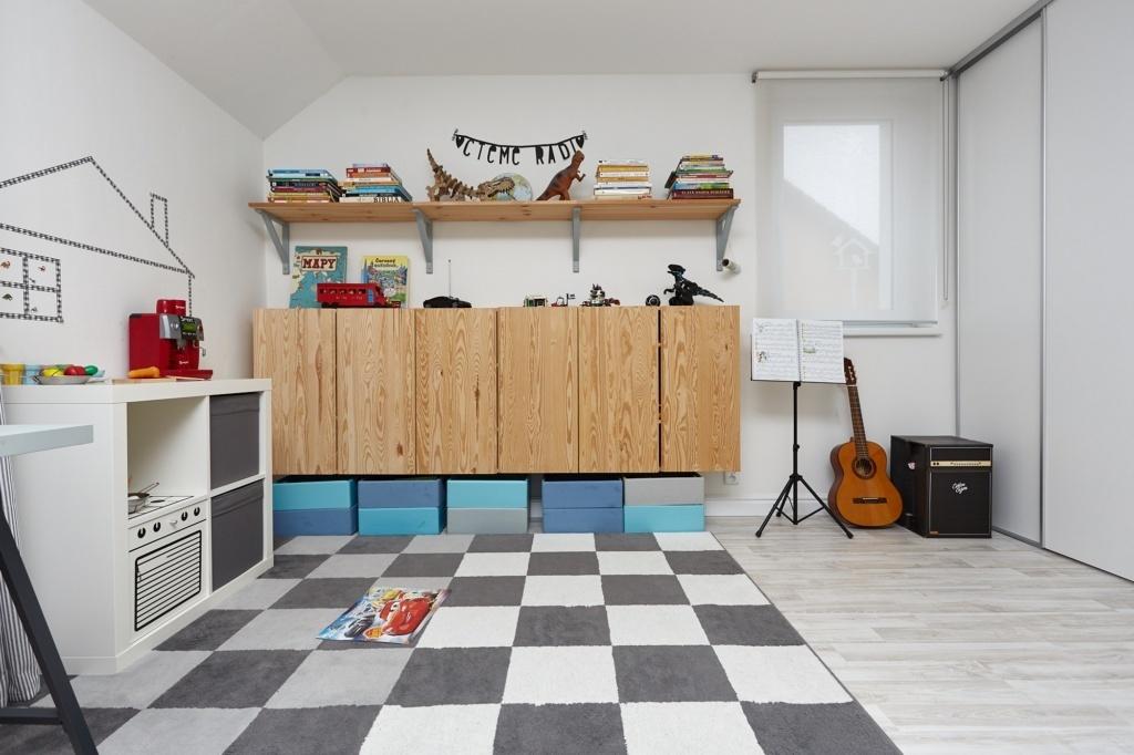 dětský pokoj pro kluky