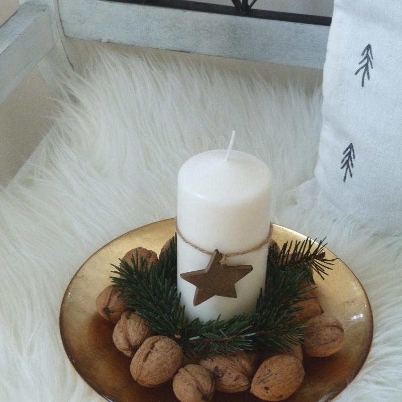 jak na vánoční dekorování