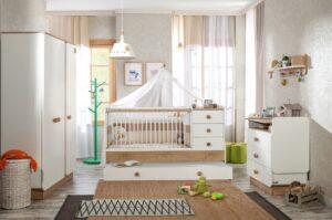 detsky pokoj pro miminko
