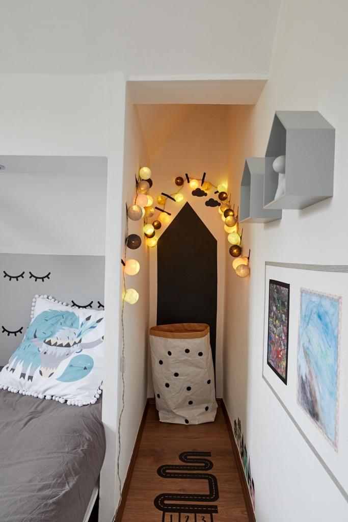 dětský pokoj po