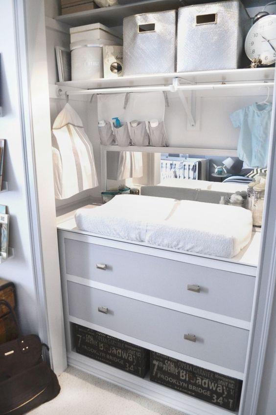 Miminko v malém bytě