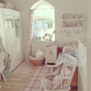 Dětský pokoj s vůní venkova