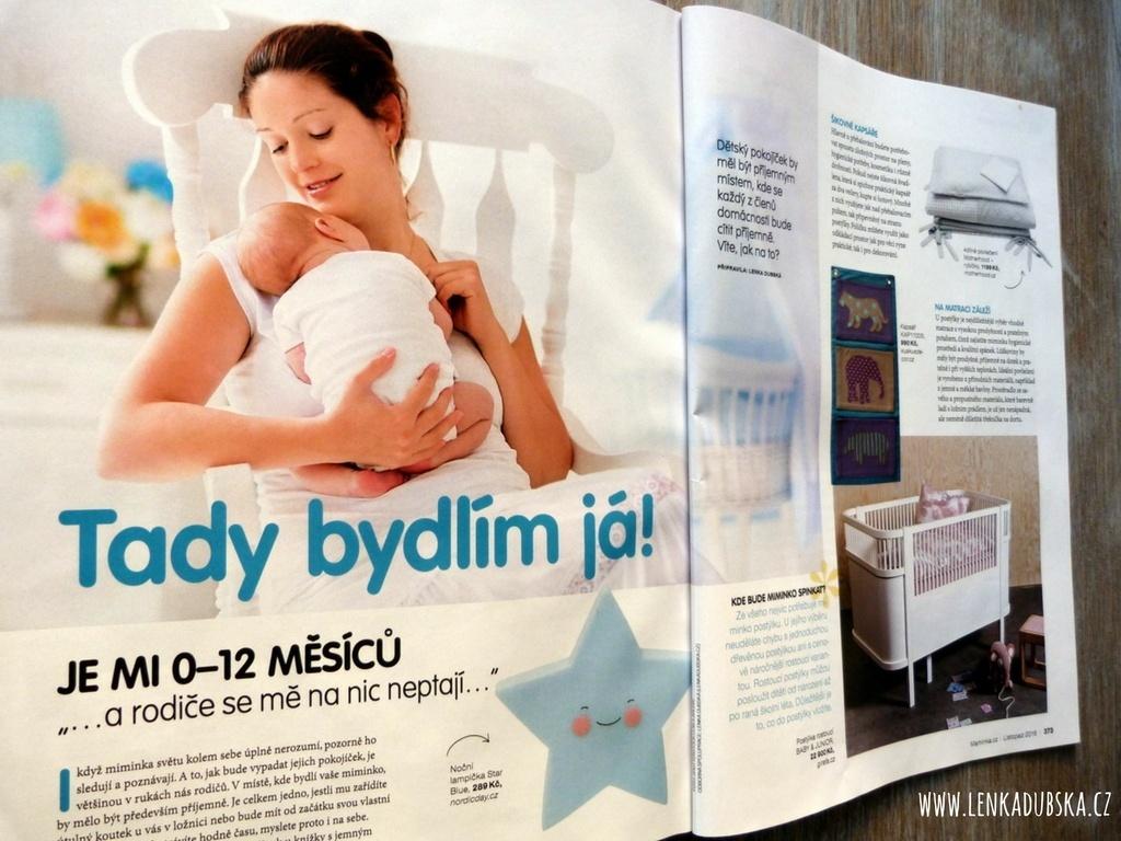 časopis Maminka