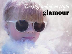 glamour dětský pokoj