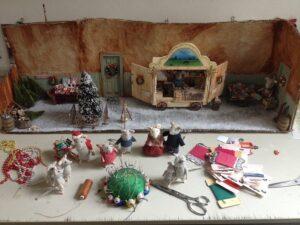 Dům myšek